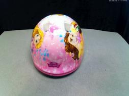 aa5d02a362e Bell Sports Disney Princess Glitter Toddler Bike Helmet, Pin