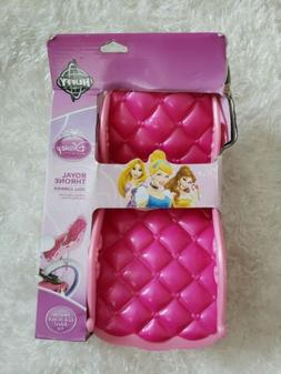 HUFFY Disney princess royal throne Doll Carrier for 12 & 16