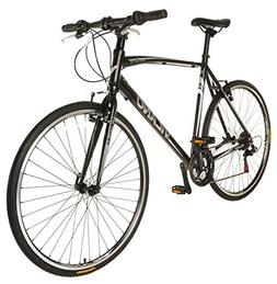 Vilano Diverse 1.0 Performance Hybrid Bike 21 Speed Shimano