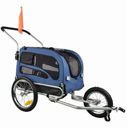 Doggyhut Large Pet Bike Trailer / Jogger Kit Dog Bicycle Car