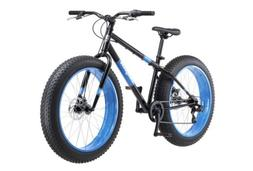 Mongoose Dolomite Mens Fat Tire Bike, 26-inch wheels, 7 spee