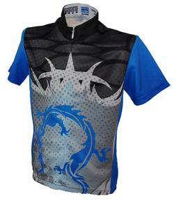 Rocky Mountain Rags Children's Dragon Cycling Jersey X-Large
