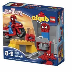 LEGO DUPLO 10607 Super Heroes Marvel Spider-Man Web-Bike Wor
