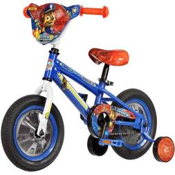 12-inch Durable Steel Kids Frame, Perfect for Beginning Ride
