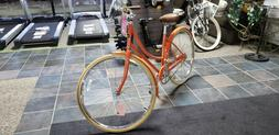 Linus Dutchi 1-Speed Women's Bicycle - 45.5 cm - Tangerine