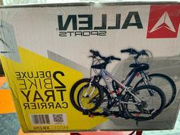 easy load deluxe 2 bike hitch rack
