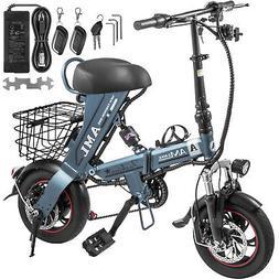 eBike 250W Mini Folding Electric Bike/Scooter 36V 12Ah Lithi