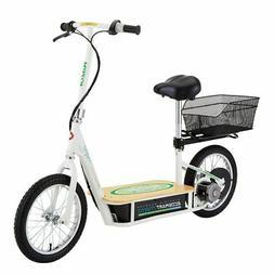Razor EcoSmart Metro Electric Economical Green Scooter with
