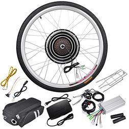 48 Volt 1000 Watt 26 Inch Electric Bicycle Conversion Motor