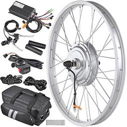 "AW 20.5"" Electric Bicycle Front Wheel Frame Kit for 24"" 36V"