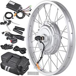 "AW 16.5"" Electric Bicycle Front Wheel Frame Kit for 20"" 36V"