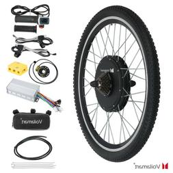 "26""1500W Rear Wheel 48V Electric Bicycle Bike Motor Conversi"