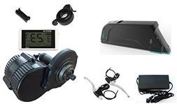 Electric Bike Bafang 8fun Mid Drive Crank Motor kit 750w wit