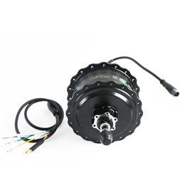 Electric Fat Bike Motor Rear Brushless Gear Hub 48V 750W RM