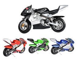 Electric Mini Pocket Bike 24V 250W Racing Motorcycle Motoriz