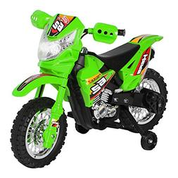 Unbranded 6V Electric Kids Ride On Motorcycle Dirt Bike W/ T