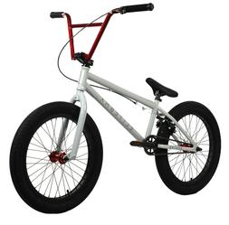 "Elite 20"" BMX Destro Bicycle Freestyle Bike 3 Piece Crank Gr"