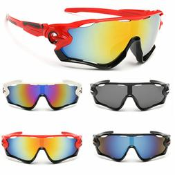EP_ Bicycle Cycling Eyewear Sun Glasses Mountain Bikes Sport