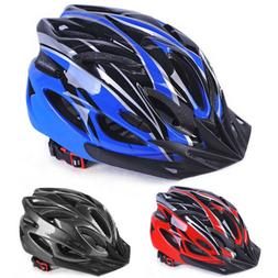 EW Bicycle Helmet Bike Cycling Adult Adjustable Unisex Safet
