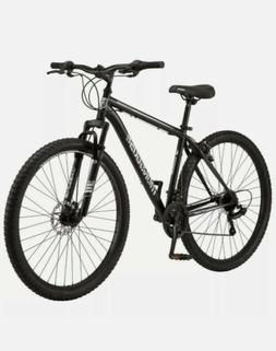 Mongoose Excursion mountain bike, 29 inch wheel, 21 speeds,