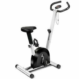 Exercise Bike Cardio Fitness Gym Cycling Machine Workout Tra