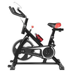 Stationary Bike Fitness Cycling Exercise Bicycle Cardio Work