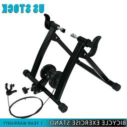 Exercise Bike Stand Indoor Bicycle Cycling Trainer Magnet St