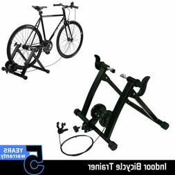 Exercise Bike Stand Indoor Bicycle Trainer 7 Level Magnet Fr