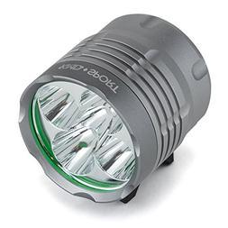 Extra Bright 5600 Lumens Bike Mount LED Headlight with 5200m