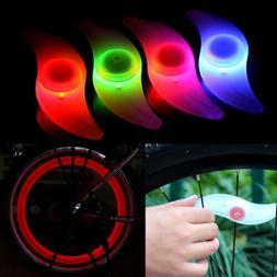 Fashion Bicycle Spoke Light Wheel Lamp LED Flash Cycling Bik