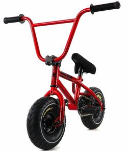 "Mayhem Fat Tire Mini BMX Riot Rikochet 1 Piece Crank 10"" Min"