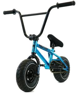 Mayhem Fat Tire Mini BMX Riot Aqua Crank Newest Model Trick