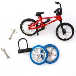 Man Friday Finger Bicycle Bike Mini Toy Alloy Multi-color Ki