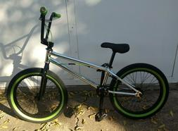 "Fit Bike Co BMX Bike 2021 20"" PRK 20.5TT  Chromoly Frame Wit"