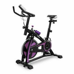 Akonza Fitness Cycling Bike with LCD Monitor& Heart Pulse Se