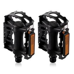 FitTek Bike Pedals High Performance Bicycle Pedals