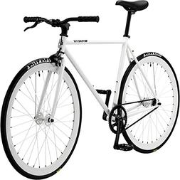 Pure Fix Glow in the Dark Fixed Gear Single Speed Bicycle, Z