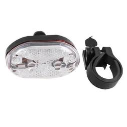 Multicolor Flashing 7 Modes 9 LED Tail Light Lamp for Bicycl