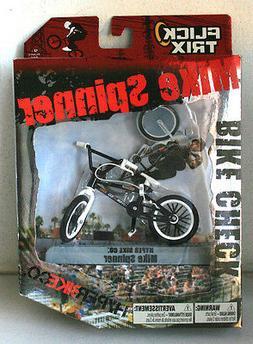New Flick Trix 2009 Bike Check Daniel Dhers KHE Bikes Finger