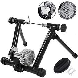 Popsport Fluid Bike Trainer Stand 330LBS Indoor Bicycle Trai