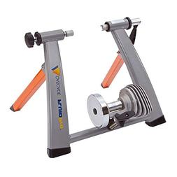 Cascade Health & Fitness Fluidpro Bike Trainer, Orange/Silve