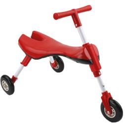 Medog Fly Bike Toddlers Glide Tricycle Foldable Indoor Outdo