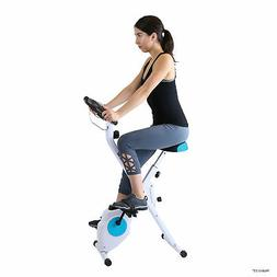 Xspec Foldable Stationary Upright Exercise Workout Indoor Cy