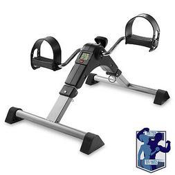 Foldable Under Desk Stationary Exercise Bike - Arm Leg Foot