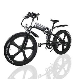 folding aluminum electric bike 10