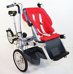 High End Electric 36v 250w Convertible 3 IN 1 Folding Stroll