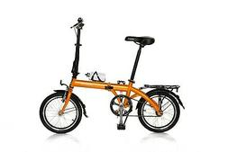 "FOLDING BIKES 16"" BICYCLE BIKE Bicycles  BIKES lightweight W"