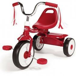 Folding Trike Best Bike For Kids Toddlers Girls Boys Tricycl