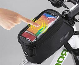 FOXNOV Roswheel 2014 New Updated Bike Frame Bag Top Tube Bag