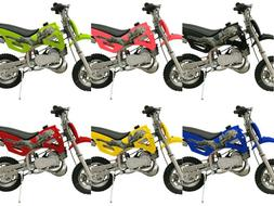 FREE SHIPPING KIDS 49CC 2 STROKE GAS MOTOR DIRT BIKE MINI PO